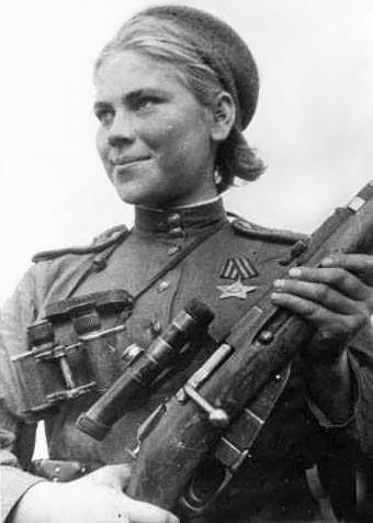 'Những mảnh thủy tinh sắc nhọn': Biệt đội nữ bắn tỉa Liên Xô xinh đẹp tiêu diệt 12.000 tên phát xít - Ảnh 3.