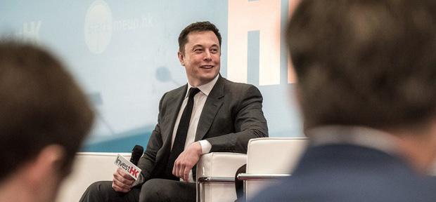 Câu đố yêu thích của Elon Musk khá hóc búa.