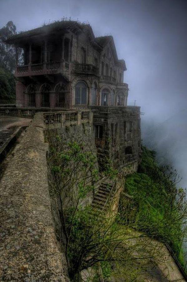 Hotel del Salto: Từ khách sạn sang dành cho giới quý tộc đến địa điểm tự tử nổi tiếng, gắn liền với những lời đồn chết chóc kì lạ - Ảnh 5.