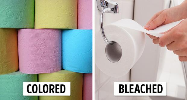 Tại sao lốp xe màu đen mà giấy vệ sinh phải có màu trắng? Đây là lý do tại sao 9 thứ quen thuộc này phải có những màu sắc đặc biệt của riêng mình - Ảnh 8.