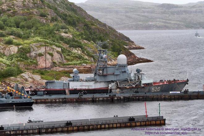 Nga nâng cấp hàng loạt tàu tên lửa Nanuchka cho Hạm đội Thái Bình Dương - Ảnh 8.