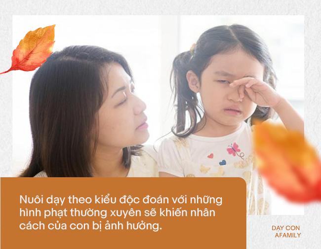 9 lý do cha mẹ đừng bao giờ áp dụng các biện pháp trừng phạt với con cái, con không ngoan hơn mà còn nổi loạn - Ảnh 8.