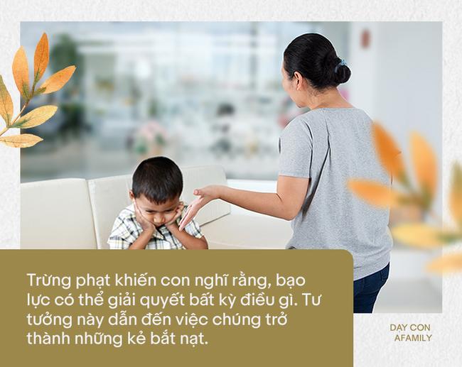 9 lý do cha mẹ đừng bao giờ áp dụng các biện pháp trừng phạt với con cái, con không ngoan hơn mà còn nổi loạn - Ảnh 10.