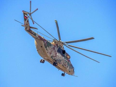 Ngấm đòn từ Ukraine, Nga xót xa nhìn trực thăng lớn nhất thế giới phải nằm đất - ảnh 7