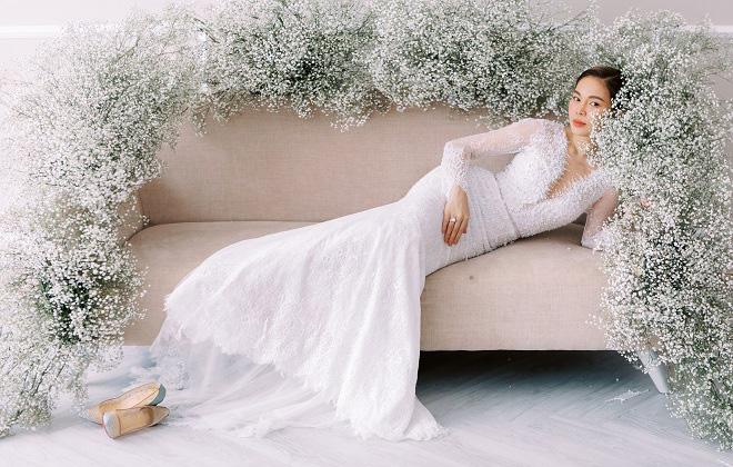 Giang Hồng Ngọc khoe ảnh cưới cùng chồng và con trai trước ngày lên xe hoa - Ảnh 15.