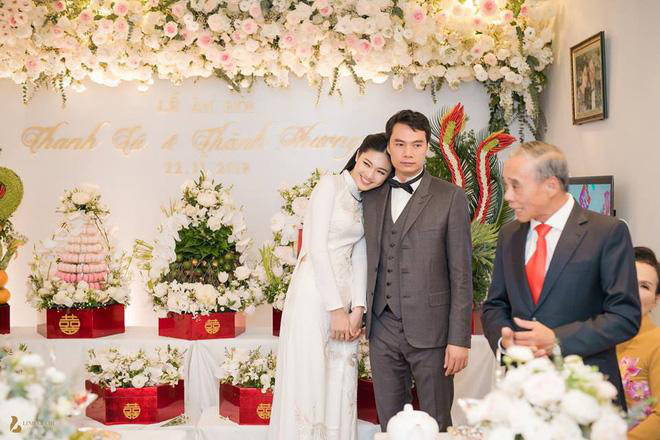 Cuộc sống của Á hậu Thanh Tú sau khi kết hôn với đại gia lớn hơn 16 tuổi - ảnh 1