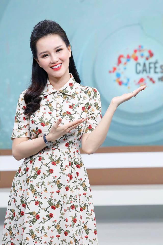3 bà mẹ đơn thân xinh đẹp ở VTV: Người kinh doanh dùng hàng hiệu như ngôi sao, kẻ tự tay tậu nhà hàng tỉ đồng - ảnh 1