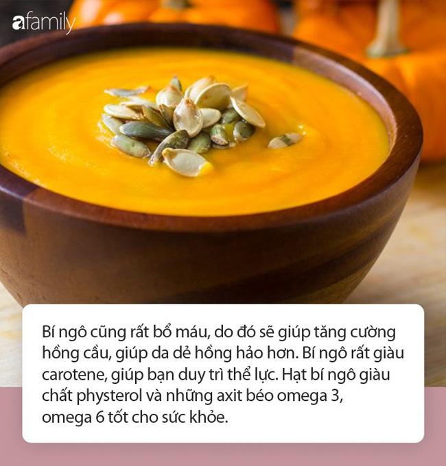 Lưu ý khi ăn bí ngô để tránh biến thực phẩm vàng thành thuốc độc - Ảnh 1.