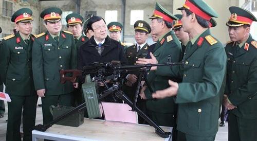 """Chế tuyệt tác vũ khí, Công nghiệp quốc phòng VN đứng trên vai người khổng lồ"""" Israel - ảnh 5"""
