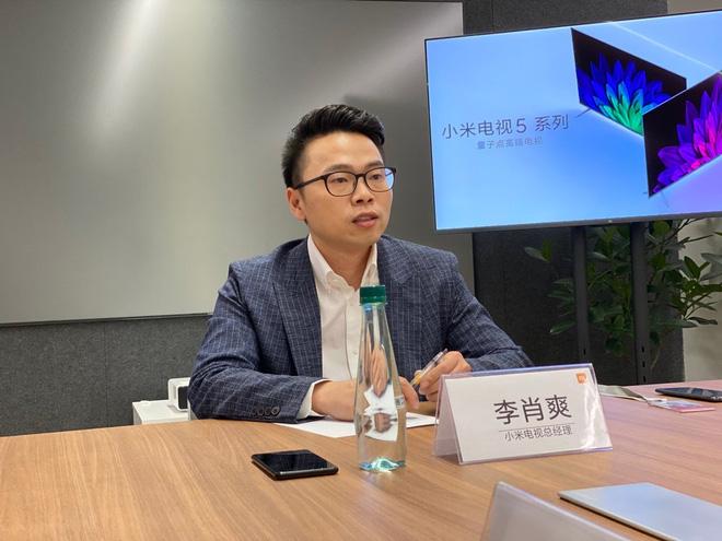 Xiaomi ra mắt TV OLED vào đầu năm sau - Ảnh 1.