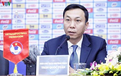 Phó Chủ tịch VFF tiết lộ thông tin giải đấu cho CLB mạnh nhất khu vực - Ảnh 1.