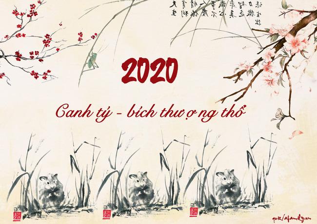 Vận thế phúc họa của 12 con giáp trong năm Canh Tý 2020 - Bích Thượng Thổ: Ai gặp nhiều may mắn, ai phải trải qua chông gai? - Ảnh 1.