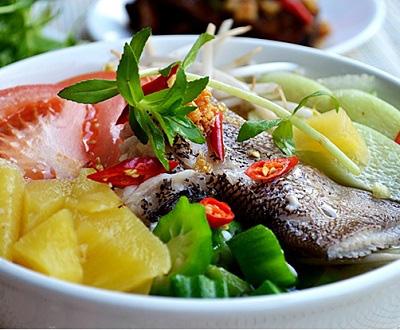Món ăn thuốc từ cá mú - Ảnh 2.