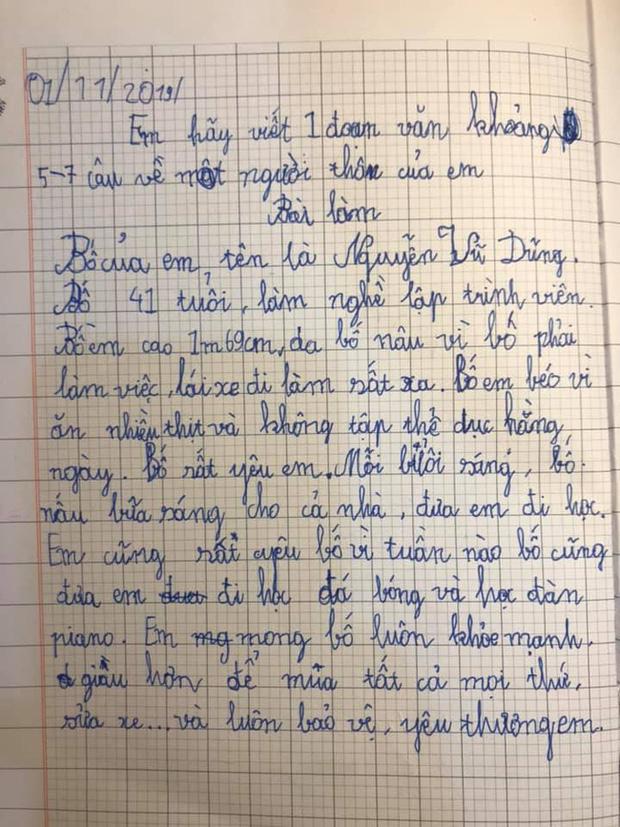"""Chỉ là bài văn thông thường của cậu học sinh lớp 3, nhưng khi biết """"công thức viết văn"""" của bà mẹ thì ai cũng phục sát đất - Ảnh 5."""