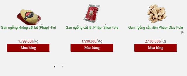Bị cấm tại Mỹ nhưng về Việt Nam gan ngỗng béo vẫn được bán siêu đắt và nhiều mức giá chênh nhau đến vài trăm nghìn - Ảnh 5.