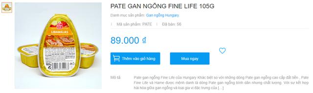 Bị cấm tại Mỹ nhưng về Việt Nam gan ngỗng béo vẫn được bán siêu đắt và nhiều mức giá chênh nhau đến vài trăm nghìn - Ảnh 6.