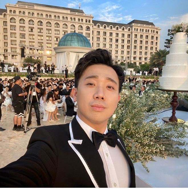 Giữa siêu đám cưới 10 tỷ của Đông Nhi, Trấn Thành phát ngôn gây bất ngờ - Ảnh 2.