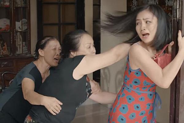 Nhân vật gây bức xúc nhất cho khán giả Hoa hồng trên ngực trái - Ảnh 1.