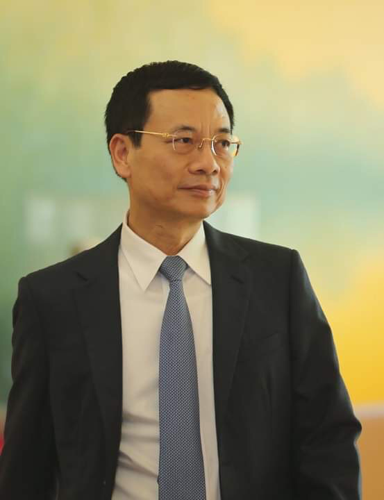 Chủ tịch Quốc hội khen Bộ trưởng Nguyễn Mạnh Hùng trả lời chất vấn ngắn gọn, thẳng thắn, cầu thị... và nhận trách nhiệm - Ảnh 1.