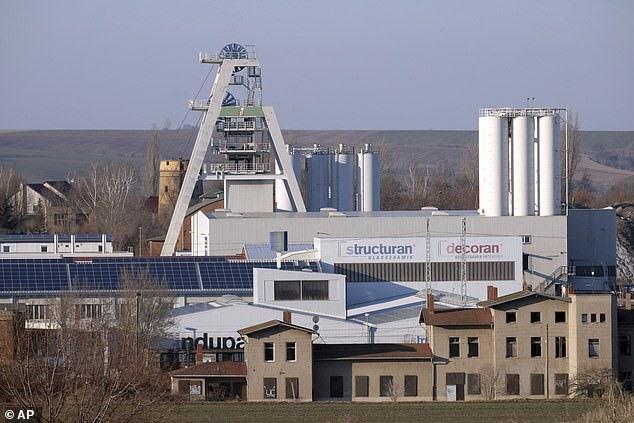 Giải cứu công nhân sau vụ nổ mỏ tại Đức - ảnh 1