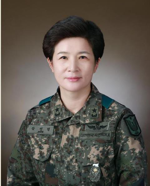 Hàn Quốc có nữ tướng hai sao đầu tiên trong lịch sử - Ảnh 1.