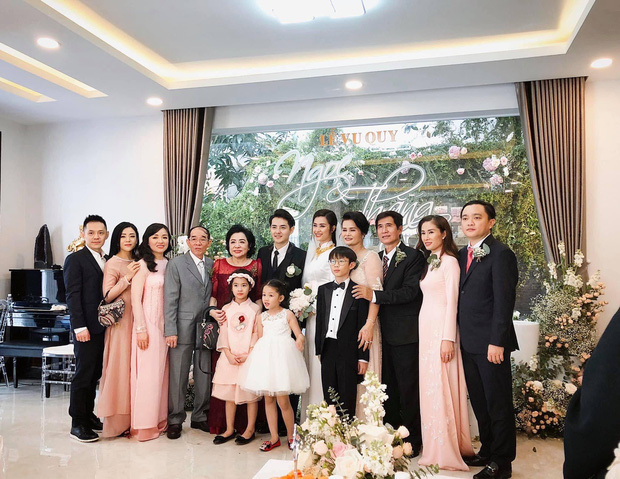 Biệt đội thiên thần trong siêu đám cưới Đông Nhi - Ông Cao Thắng: Nhà trai, nhà gái mỗi bên 'góp' 2 em bé - ảnh 2