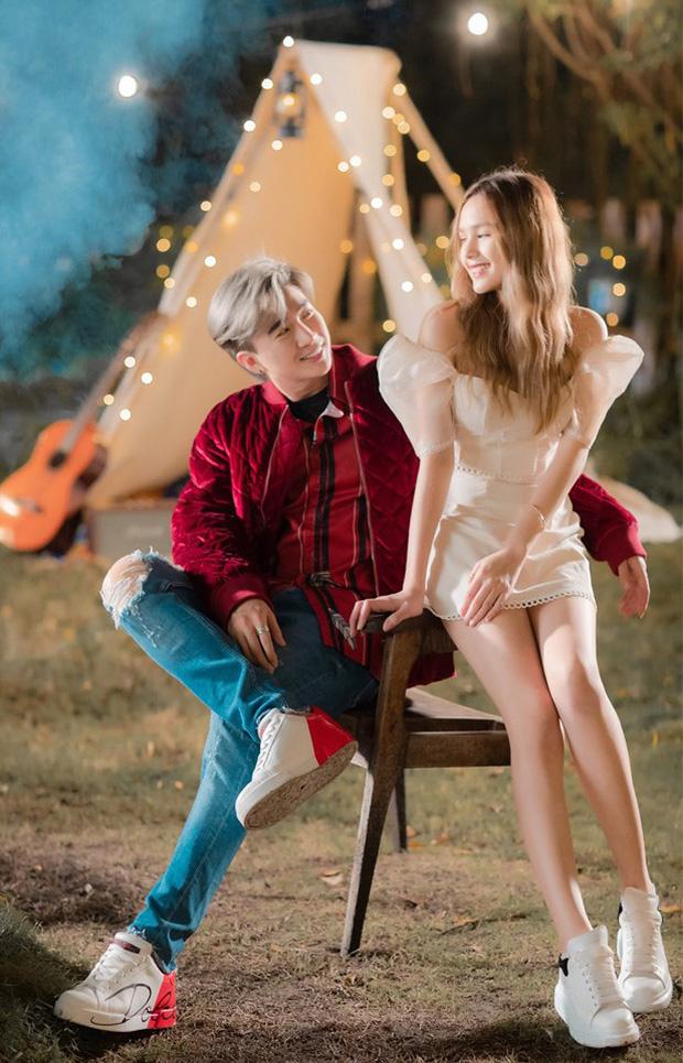 Chị dâu 10x của Diệp Lâm Anh: Nhan sắc xinh như hot girl, là gương mặt quen thuộc trong các MV ca nhạc, phim sitcom - Ảnh 7.