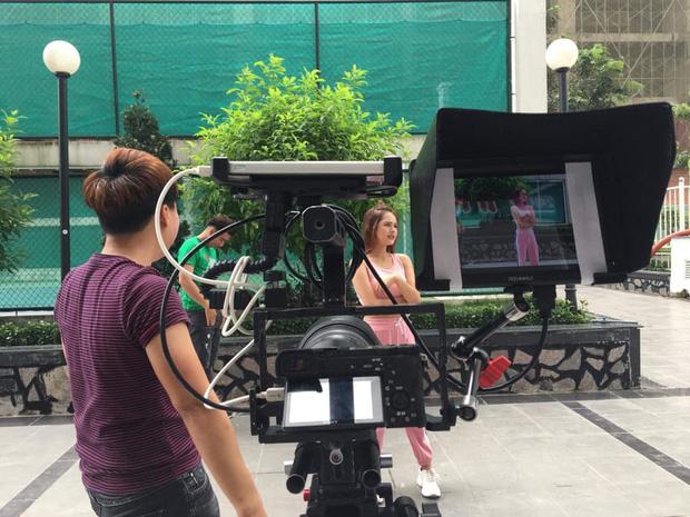 Chị dâu 10x của Diệp Lâm Anh: Nhan sắc xinh như hot girl, là gương mặt quen thuộc trong các MV ca nhạc, phim sitcom - ảnh 9