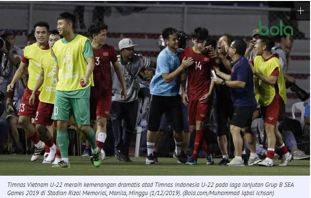 """Báo Indonesia: """"Trận thua này thật đau đớn nhưng chúng ta phải chấp nhận"""" - Ảnh 1."""