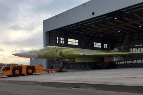 """Sức mạnh """"Bảo kiếm"""" Tu-160M của Nga khiến Mỹ """"dè chừng"""" - Ảnh 1."""