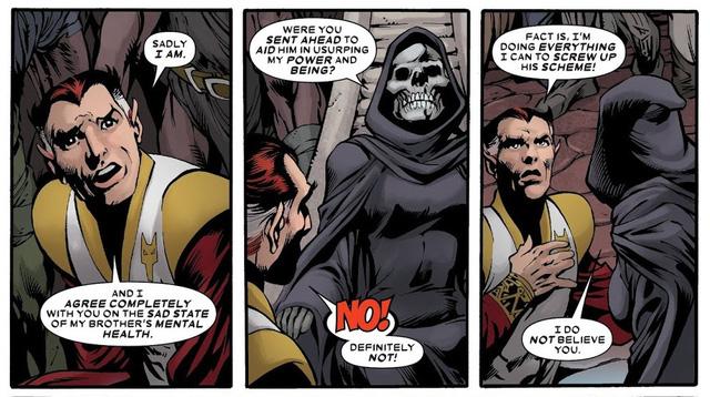 Tiết lộ danh tính người đã hạ Thanos - kẻ soán ngôi TOAA để trở thành Chúa Trời của vũ trụ Marvel - Ảnh 3.