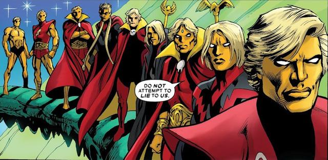 Tiết lộ danh tính người đã hạ Thanos - kẻ soán ngôi TOAA để trở thành Chúa Trời của vũ trụ Marvel - Ảnh 5.
