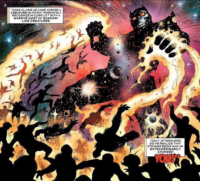 Tiết lộ danh tính người đã hạ Thanos - kẻ soán ngôi TOAA để trở thành Chúa Trời của vũ trụ Marvel - Ảnh 8.