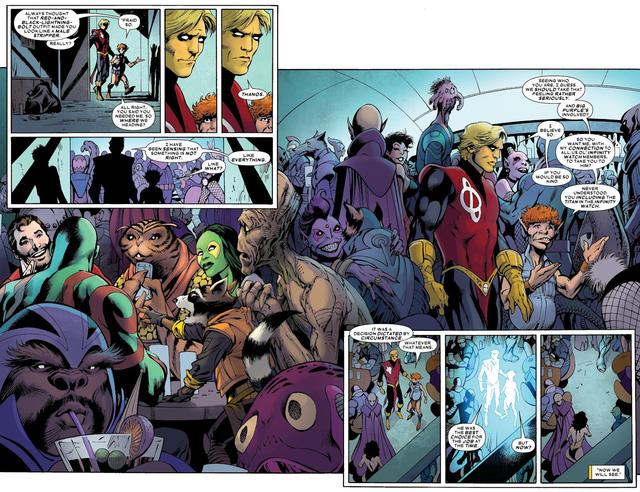 Tiết lộ danh tính người đã hạ Thanos - kẻ soán ngôi TOAA để trở thành Chúa Trời của vũ trụ Marvel - Ảnh 10.