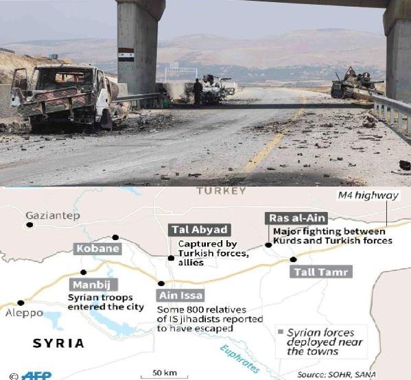 CẬP NHẬT: Tiêm kích Nga đánh chặn cường kích Israel ở Syria, 500 xe quân sự Mỹ ào ạt tiến vào Iraq - Ảnh 4.