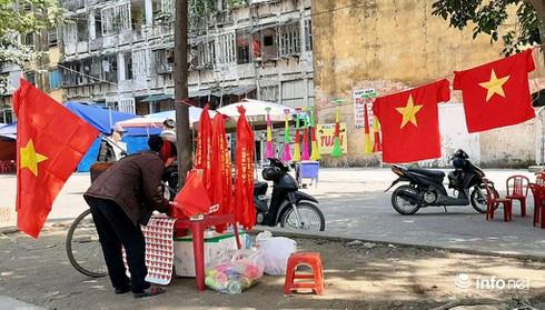 """Huyện miền núi Nghệ An lắp màn hình """"khủng"""" cổ vũ U22 Việt Nam đá chung kết - Ảnh 1."""
