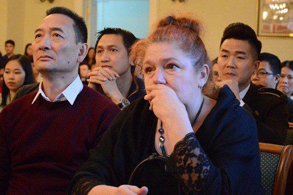Hé lộ chuyện tình yêu ít biết của bố thủ môn Đặng Văn Lâm dành cho người mẹ quốc tịch Nga khiến ai cũng rưng rưng xúc động - Ảnh 3.