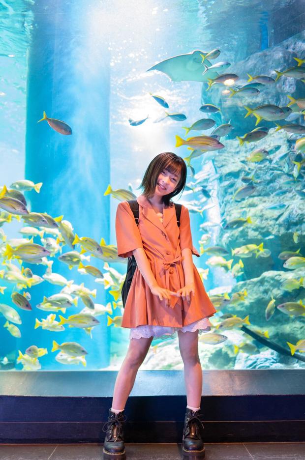 Nữ sinh Nhật cao 1m46 vẫn giật giải Hoa khôi vì xinh như búp bê, khiến hội con trai bùng lên cảm giác muốn bảo vệ - Ảnh 14.