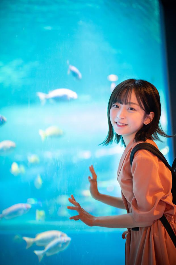Nữ sinh Nhật cao 1m46 vẫn giật giải Hoa khôi vì xinh như búp bê, khiến hội con trai bùng lên cảm giác muốn bảo vệ - Ảnh 15.