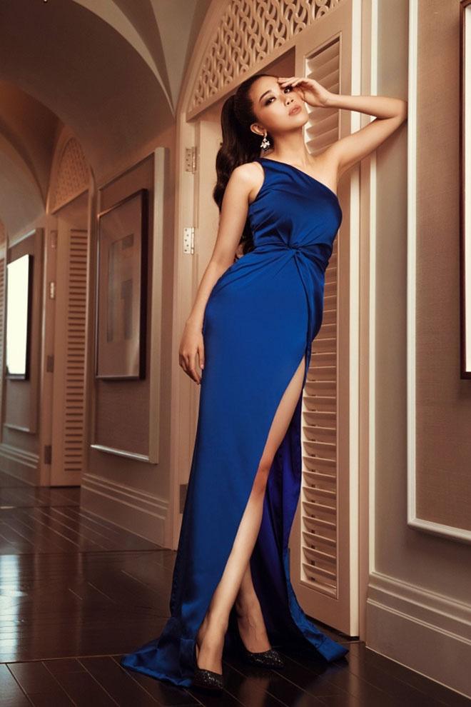 Nữ giám đốc đầu tư 400 triệu đồng để thi Hoa hậu Hoàn vũ nhưng chỉ lọt top 10 - Ảnh 7.