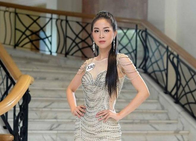 Nữ giám đốc đầu tư 400 triệu đồng để thi Hoa hậu Hoàn vũ nhưng chỉ lọt top 10 - Ảnh 8.