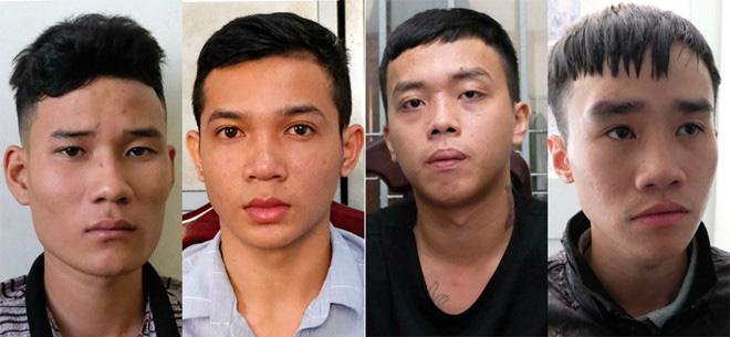 Chỉ vài giờ đã bắt được nhóm đối tượng đâm chết người tại quán bar ở Nha Trang - Ảnh 1.