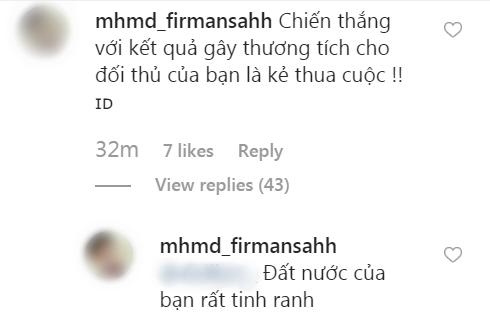 Đăng ảnh ăn mừng chiến thắng trên Instagram, Đoàn Văn Hậu bị cổ động viên Indonesia tràn vào bình luận miệt thị, xúc phạm nặng nề - Ảnh 6.
