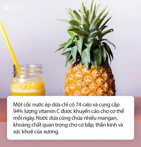 Uống nước dứa  mỗi tuần 2 lần, mùa đông khỏi lo đau nhức xương khớp hành hạ - Ảnh 1.
