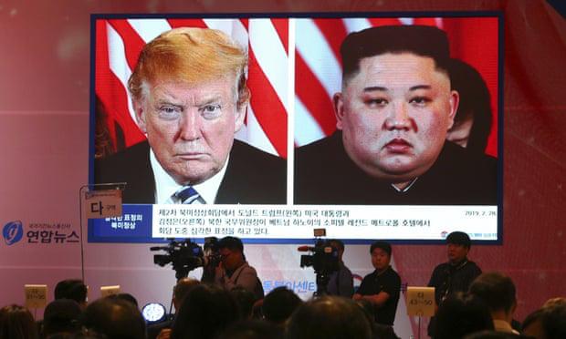 Lần đầu nhìn ảnh vệ tinh, ông Trump tưởng Triều Tiên là biển, đặt câu hỏi không ai ngờ - Ảnh 1.