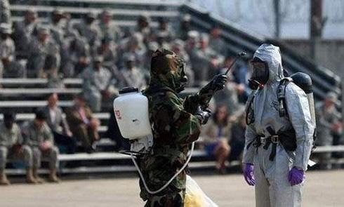 Sốc: Mỹ âm mưu đầu độc nguồn nước Syria bằng chất độc hóa học? - Ảnh 1.