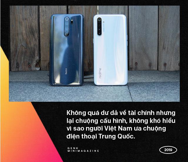 Vsmart: Điểm khác biệt cốt lõi có thể giúp smartphone Việt lật ngược thế cờ trước smartphone Trung Quốc sau nhiều năm thất thế - Ảnh 2.