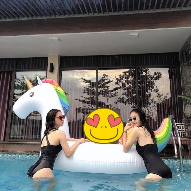 Cao chưa đầy 1m60 nhưng hễ diện diện bikini là bạn gái Đoàn Văn Hậu lại đốt mắt người nhìn - Ảnh 7.