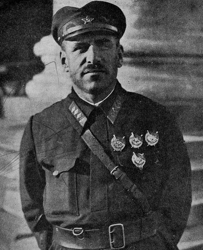 Đại chiến Xô-Trung: Thề tử chiến với Liên Xô, thiếu soái Trung Quốc bị Hồng quân đè bẹp - Ảnh 3.