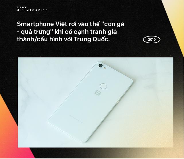 Vsmart: Điểm khác biệt cốt lõi có thể giúp smartphone Việt lật ngược thế cờ trước smartphone Trung Quốc sau nhiều năm thất thế - Ảnh 3.